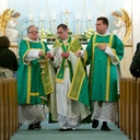 Fr. Brodsky Solemn Mass photo album thumbnail 11